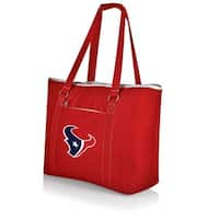 Picnic Time Houston Texans Tahoe Shoulder Tote - Red
