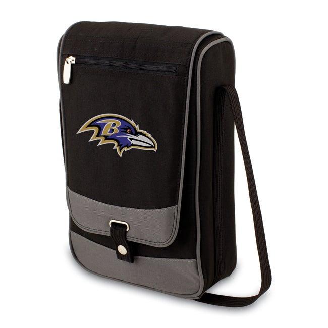 Picnic Time Baltimore Ravens Barossa Wine Cooler