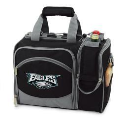 Picnic Time Malibu Black Philadelphia Eagles - Thumbnail 0