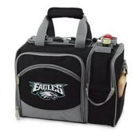 Picnic Time Malibu Black Philadelphia Eagles