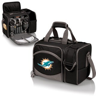 Link to Picnic Time Malibu Black Miami Dolphins Similar Items in Fan Shop