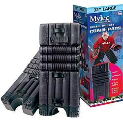 Mylec 27-inch Plastic Goalie Pads
