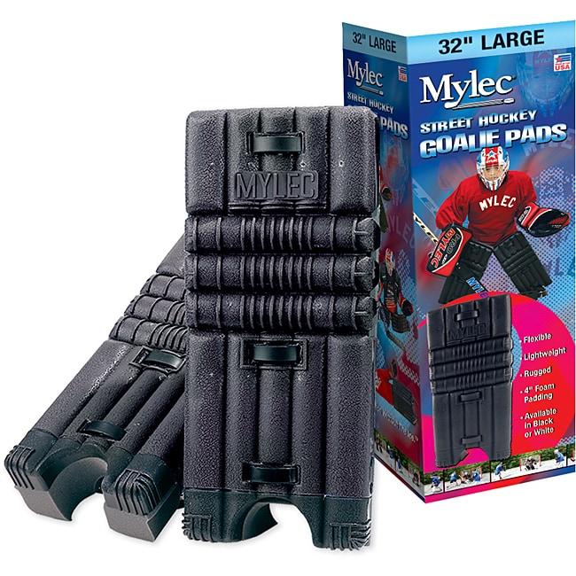Mylec Plastic Goalie Pads
