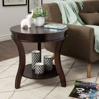 Round Coffee, Console, Sofa & End Tables For Less | Overstock.com