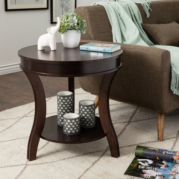 Shop Copper Grove Wyatt End Table Free Shipping Today Overstock