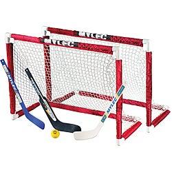 Mylec Deluxe Mini Goal Set