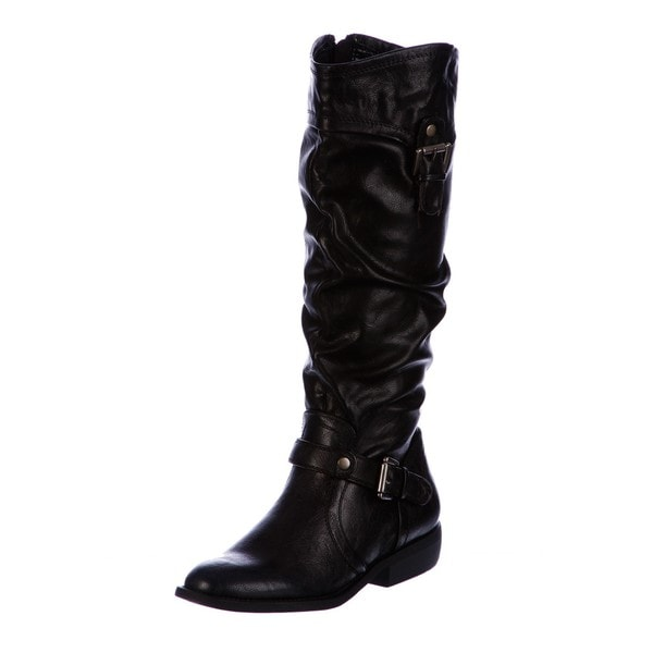 White Mountain Women S Legend Tall Boots Free Shipping