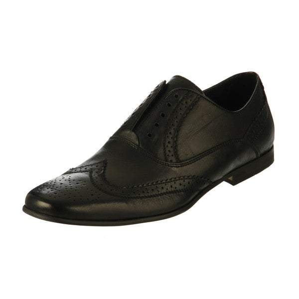 75b3cedb00b Shop Steve Madden Men's 'Banelli' Oxfords - Free Shipping Today ...