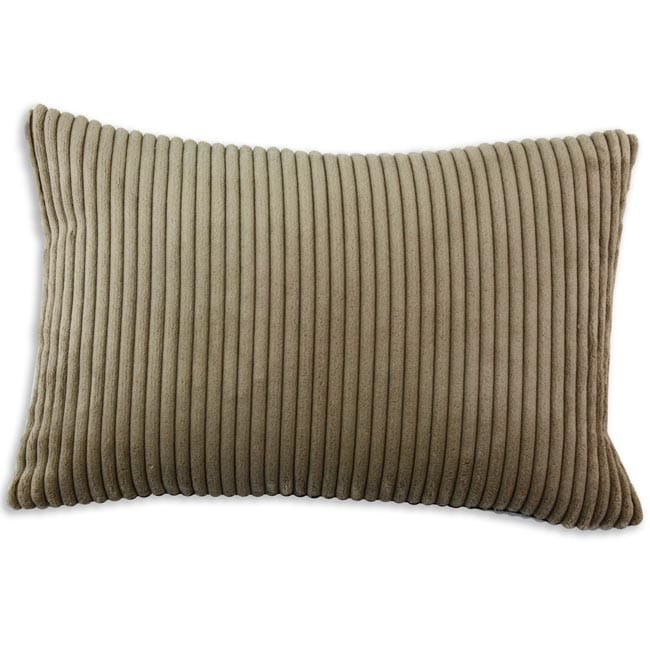 Shaman Latte River Rock Fiber Pillow