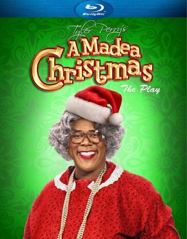 A Madea Christmas: The Play (Blu-ray)
