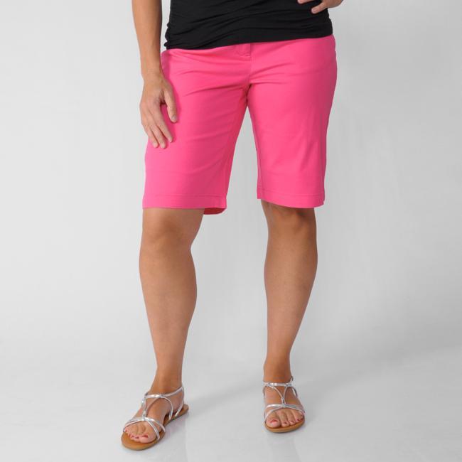 George And Martha Women S Bermuda Shorts Free Shipping