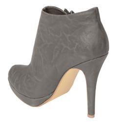 Liliana by Adi Women's 'Jamsie-3' Zippered High Heels
