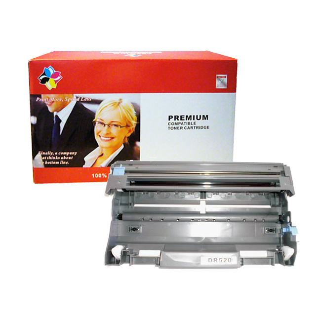 Brother DR-520 New Compatible Laser Drum Unit