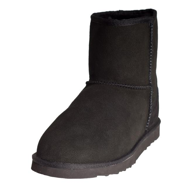Australia Luxe Men's 'Cosy' Extra Short Sheep Skin Short Boots