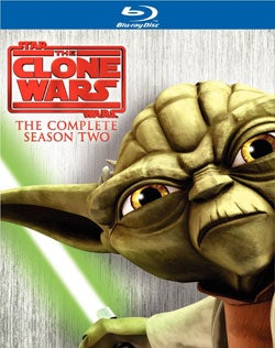 Star Wars: The Clone Wars Season Two (Blu-ray Disc)