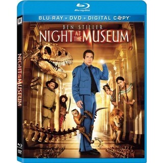 Night At The Museum (Triple Play) (Blu-ray/DVD)