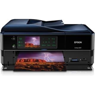 Epson Artisan 837 Inkjet Multifunction Printer - Color - Photo/Disc P