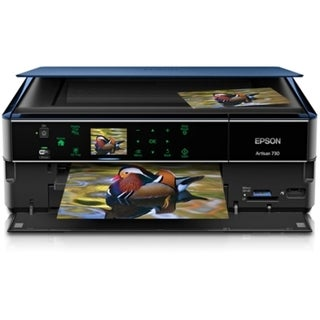 Epson Artisan 730 Inkjet Multifunction Printer - Color - Photo/Disc P