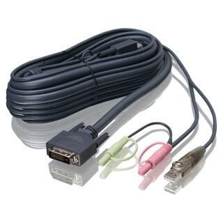 IOGEAR G2L7D03UDTAA KVM Cable