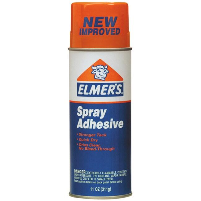 Elmers 11-oz Spray Adhesive