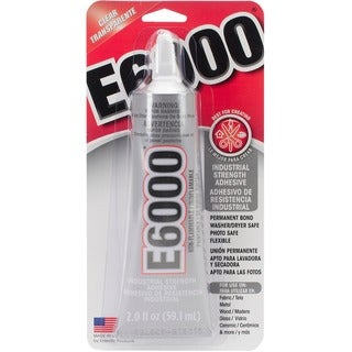 Eclectic Products 2-oz Amazing E6000 Multi-purpose Adhesive