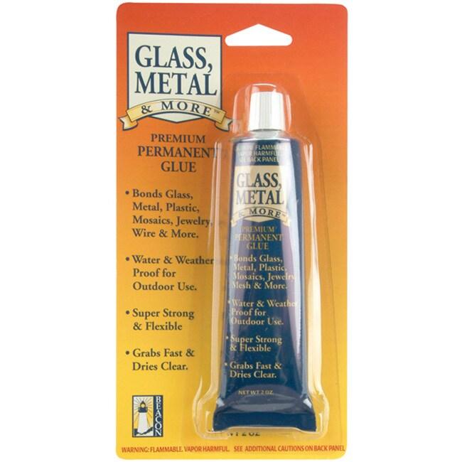 Glass, Metal and More 2-oz Premium Permanent Glue