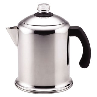 Farberware Yosemite Stainless Steel 8-cup Coffee Percolator