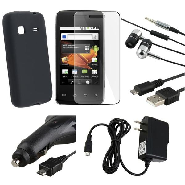 Case/ LCD Protector/ Cables/ Headset for Samsung Galaxy Prevail