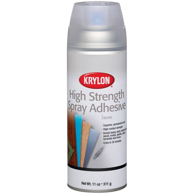 High Strength 11-oz Spray Adhesive