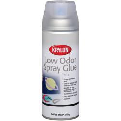 Low Odor 11-oz Spray Glue
