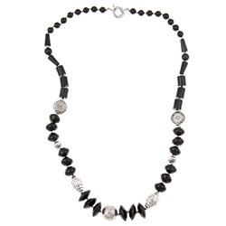 Pearlz Ocean Onyx Necklace