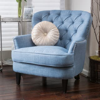 Living Room Chairs - Shop The Best Deals for Dec 2017 - Overstock.com
