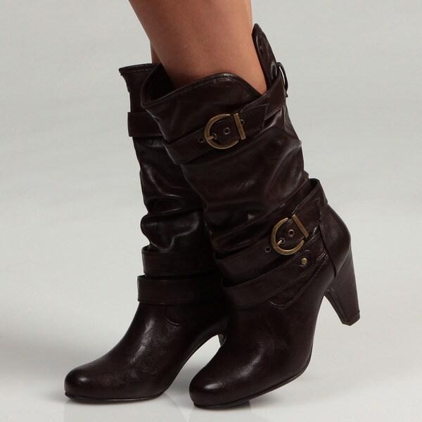 White Mountain Women's 'Goodday' Boots