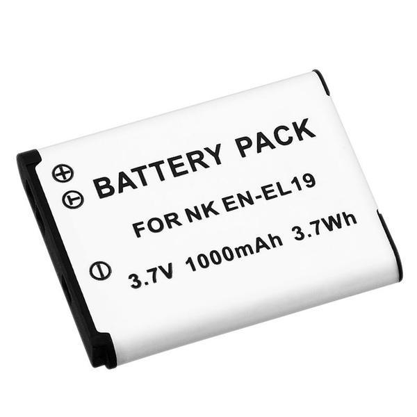 INSTEN Li-Ion Battery for Nikon EN-EL19