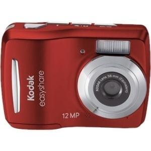 Kodak EasyShare C1505 12 Megapixel Compact Camera - Red