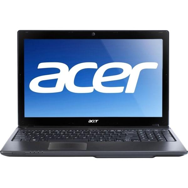 "Acer Aspire 5750G AS5750G-2436G64Mnkk 15.6"" LCD Notebook - Intel Core"