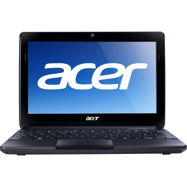"Acer Aspire One 722 AO722-C62kk 11.6"" LCD Netbook - AMD C-Series C-60"