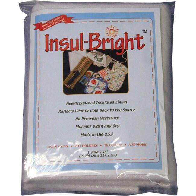 "Warm Company Insul-bright' Insulated Lining (36""X45""), Wh..."