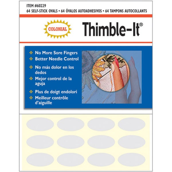 Colonial Needle Thimble (Pack of 64)