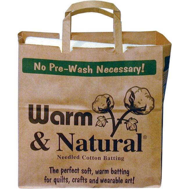 Warm Company Warm & Natural Twin-size Cotton Batting (Twi...