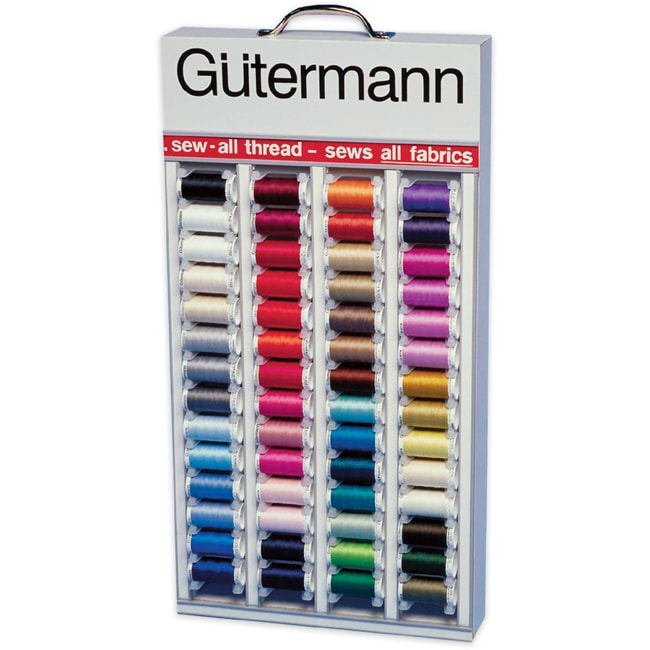 Shop Gutermann 64 Color In Home Sew All Thread Assortment Free