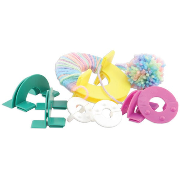 Susan Bates Easy Wrap Pom Pom Maker