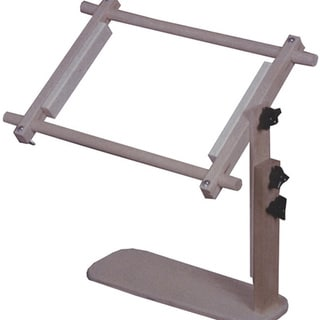 Adjustable Floor Standing Scroll Frame Free Shipping
