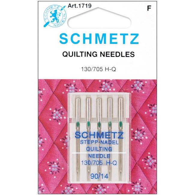 Euro-notions Schmetz Five-pack Tapered-design Quilt Machi...