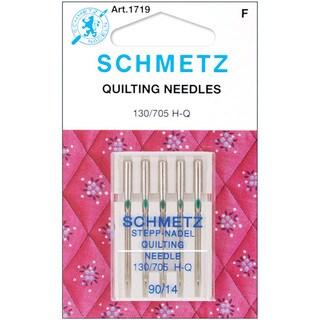 Schmetz Five-pack Tapered-design Quilt Machine Metal Needles