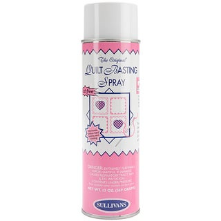 Sullivans Acid-free Fabric Quilt Basting Spray (13-ounce Aerosol)