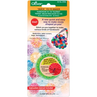 Clover Small Round Quick Yo Yo Maker