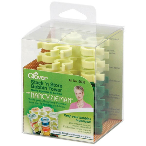 Clover Stack 'n Store Bobbin Tower