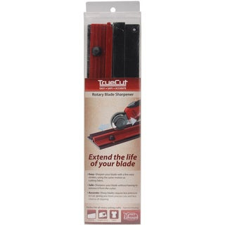 TrueCut Rotary Blade Sharpener