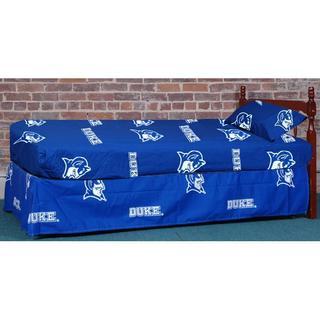 Shop Duke University Blue Devils 200 Thread Count Sheet